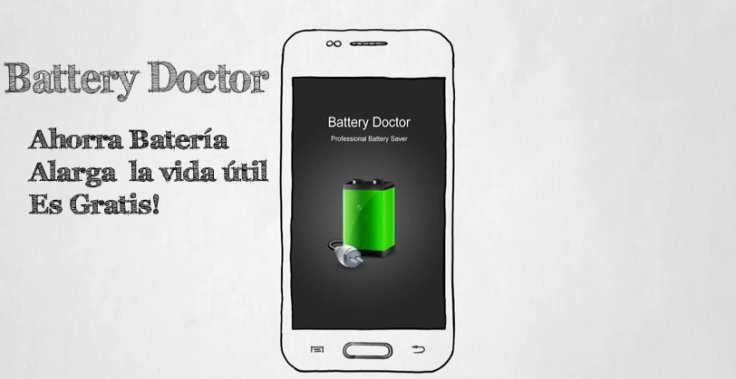 Ahorra bateria movil App Battery Doctor