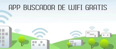 BUSCADOR DE WIFI GRATIS WIFI FINDER APP