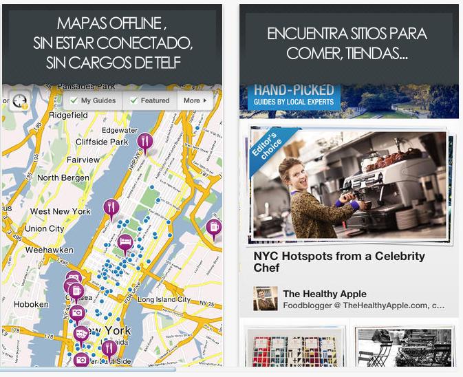 Stay App Mapas Offline Gratis