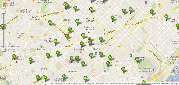 Parkings avancar Barcelona