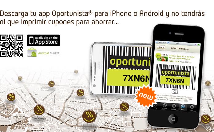 App de Descuentos y Ofertas