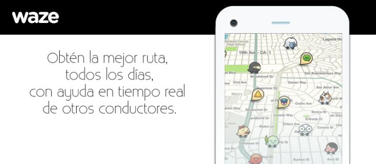 App gratis evitar trafico con Waze