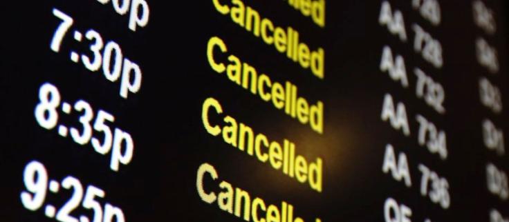 Compensaciones por retrasos y cancelaciones de vuelos