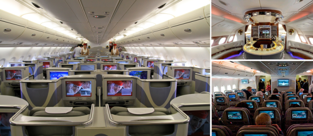 El Airbus A380 el avión más grande del mundo empieza a operar en el Aeropuerto de Barcelona