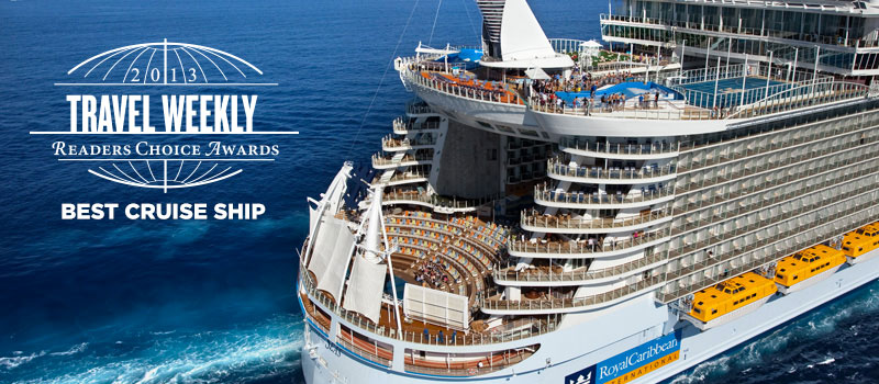 El crucero mas grande del mundo Allure of the seas