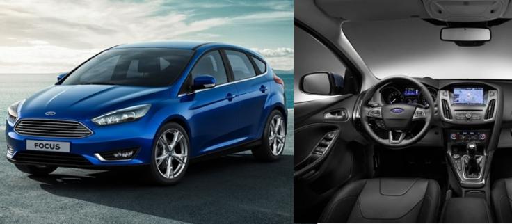 Nuevo Ford Focus 2014 Sync 2