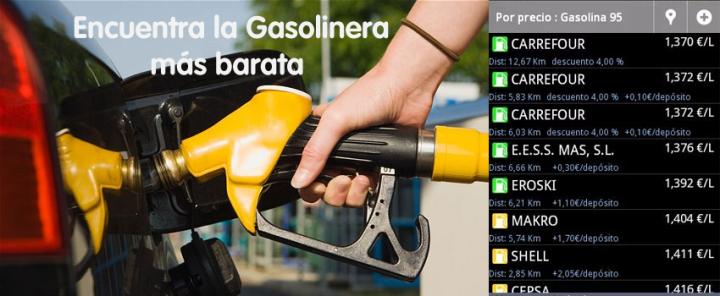 App Gasolinera Barata