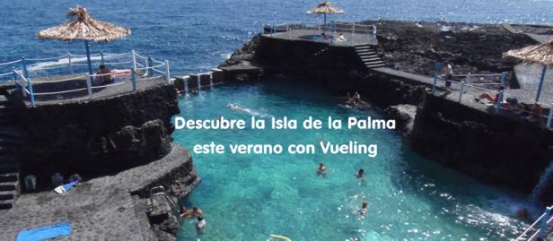 Vuelos Isla de la Palma desde Barcelona