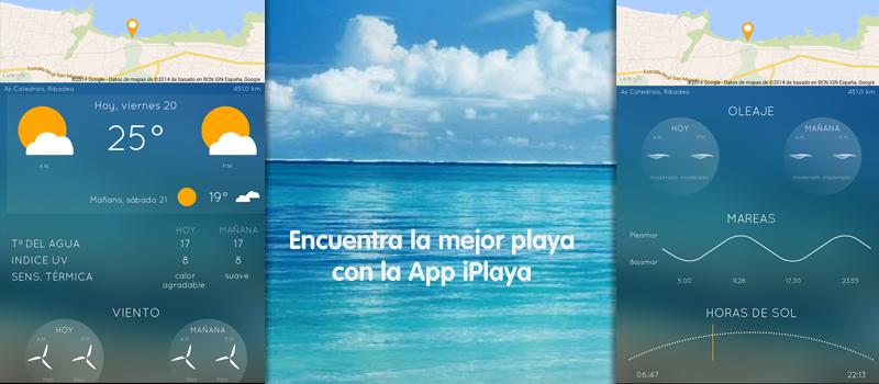 Encuentra playas en toda espana