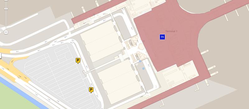Parking Motos Gratis Aeropuerto Barcelona Terminal T1
