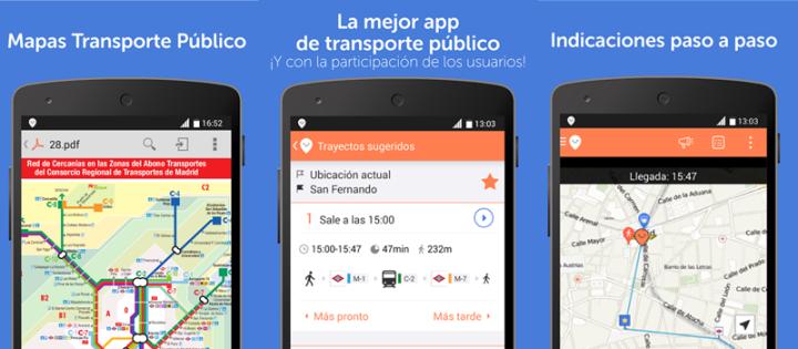 Moovit App Transporte Publico