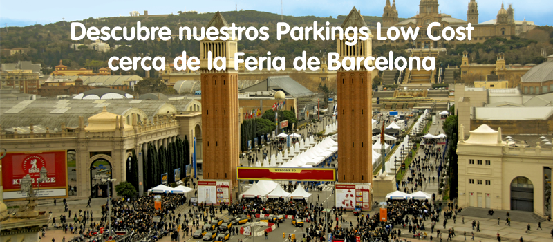 parkings low cost feria de barcelona