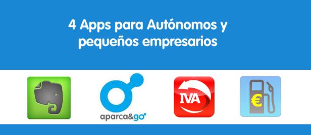 4 Apps Gratis para autonomos