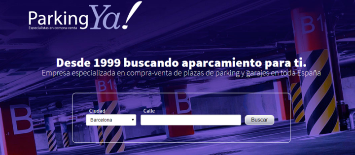 Parking Ya Buscador comprar parkings barcelona y madrid copia