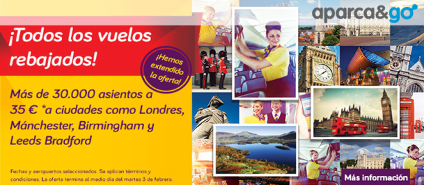 BILLETES DE AVION LOW COST