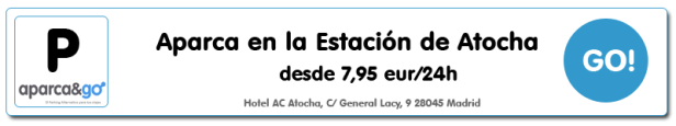 Parking Low Cost Estacion de Atocha Madrid AVE