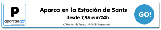 Parking Low Cost Estacion de Sants Barcelona AVE