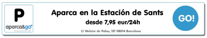 Parking Low Cost Estacion de Sants Barcelona AVE