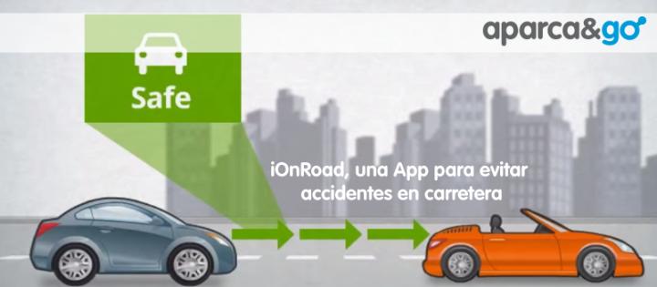 iOnRoad, una App para evitar accidentes encarretera