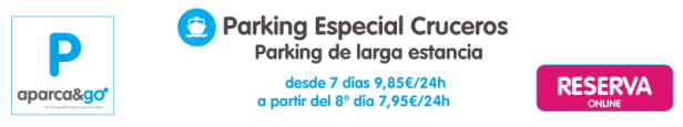 Parking Low Cost puerto Barcelona Cruceros