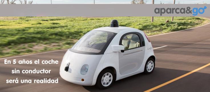 Coche sin Conductor Google Car