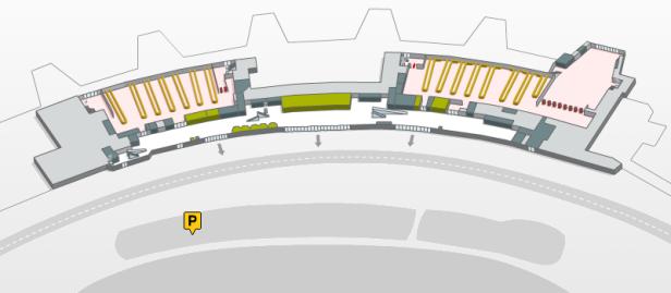 parking motos gratis terminal t1 aeropuerto de madrid barajas adolfo suarez