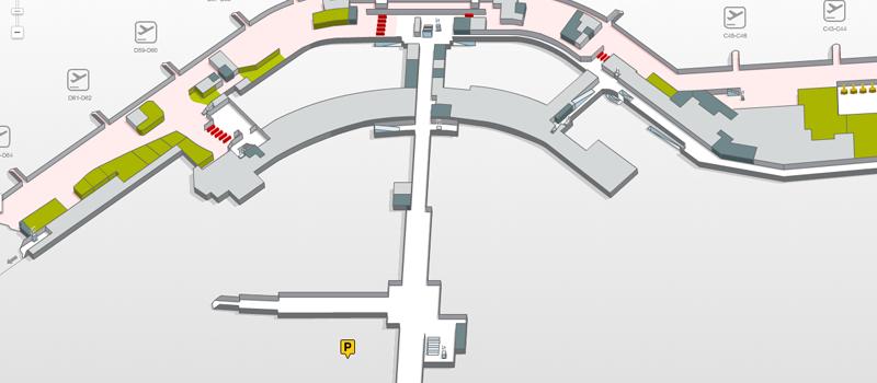 parking motos gratis terminal t2 aeropuerto de madrid barajas adolfo suarez