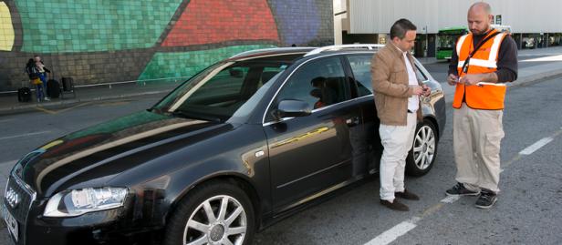 Servicio de valet parking vip aeropuerto de barcelona todas las terminales