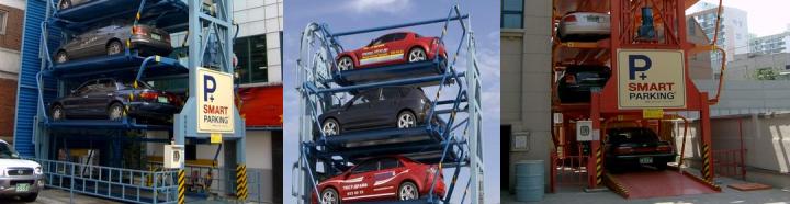 Llega el smart parking, un sistema que almacenacoches.