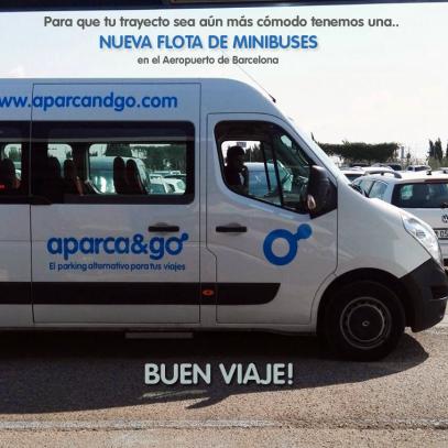 nueva flota de minibuses