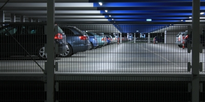 Parking de larga estancia en Madrid
