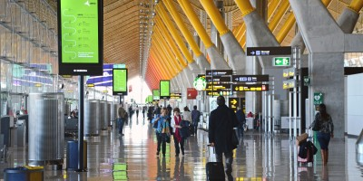 Aeropuerto Madrid Barajas